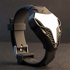 Cobra LED Display Watch Colorful Light Digital Sport Stealth Fighter Style Wrist Watches