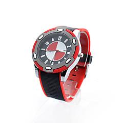 för män nya silikon lapptäcke fall bredbands watch (diverse färg)