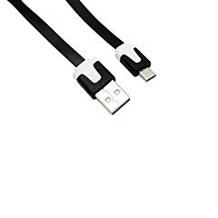 3m usb 2.0 mannelijk naar micro USB 2.0-man-kabel voor Samsung HTC Huawei Android-telefoon