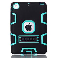 c3 mallit vaaka stand tpu ja pc kolminkertainen puhelin kotelo iPad mini (eri värejä)