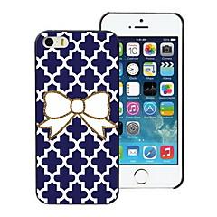 bowknot suunnittelu kova kotelo iPhone 4 / 4s