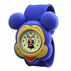 cartoon schattig kind persoonlijkheid pat horloge