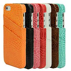 Torba o podwójnym przypadku kart dla iPhone 5 / 5s (różne kolory)