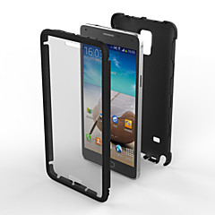 Voor Samsung Galaxy Note Stofbestendig / Schokbestendig hoesje Achterkantje hoesje Pantser PC Samsung Note 4