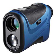 l800a (골프) 레이저 거리 측정기, 거리, 속도, 높이, 각도 측정 모드, 사냥, 아웃 도어, 캠핑, 스포츠, 6x22monocular