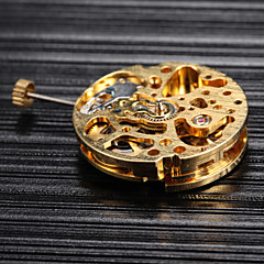 goud automatisch mechanisch uurwerk