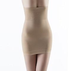 kvinder sømløse slankende krop fræser kjole rør kontrol glider halvt boob tube shapwear taljen cincher sexet skønhed