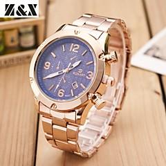 Men's Fashion Sport Quartz  Steel Belt Watch(Assorted Colors)