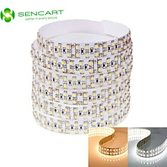 2M Double Row White br Cold White br Warm White 3528 LED Strip Light Non-waterproof DC12V