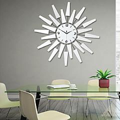 fashionable kreativ moderne luksuriøse mødet room vægur