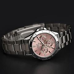 kvinnor hög kvalitet elegant mode casual kvarts klockor