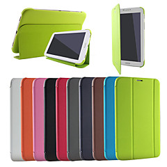 Business Ultra Slim Thin Leather Smart Case BOOK Cover For Samsung Galaxy  Tab 3 Lite T110/Tab 3 7.0 T210/Tab 4 7.0 T230