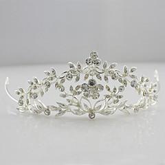 Alloy/Rhinestone Tiaras Wedding/Party Headpieces/Hairjewelry 1pc