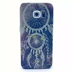 Campanula Pattern PC Material Phone Case for Galaxy S6 / Galaxy S6 edge / Galaxy S3 / Galaxy S5Mini