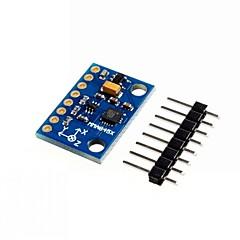 Modulo mma8452q 14-bit a tre assi sensore di inclinazione di accelerazione digitale