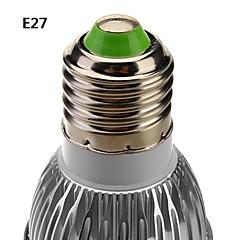 e27 / GU10 3w 6x5730smd 240-270lm 6000-6500k lumière blanche naturelle / chaud conduit ampoule spot (85-265V)