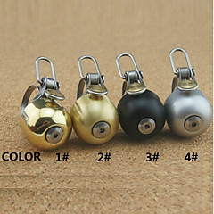 Bekväm - Bike Bells (Svart/silvrig/Gul , koppar) - till Cykel/Mountain Bike/Road Bike/MTB/Annat/Fixed Gear Cykel/Rekreation Cykling