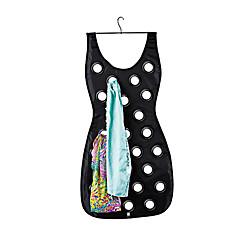 Little Black Dress Hanging Scarf Organize/Multipurpose Storage