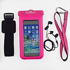 2015 Wholesale Mobile Phone PVC Waterproof Case