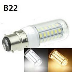 9W E14 / G9 / GU10 / B22 / E26/E27 Ampoules Maïs LED 48 SMD 5630 1400-1800 lm Blanc Chaud / Blanc Froid Décorative AC 100-240 V