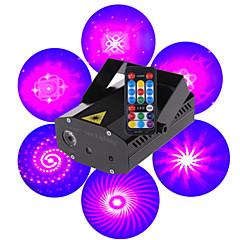 LT- mini met afstandsbediening rood groen blauwe laser projector