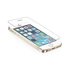 iPhone 5 / 5S用のマイクロファイバーの布で0.3ミリメートル強化ガラススクリーンプロテクター