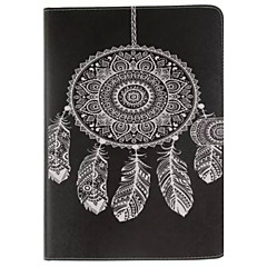Campanula Pattern PU Leather Protective Sleeve For Samsung Galaxy T800/ T700 /T550 /T530/T350/T330/T310/T230/T110