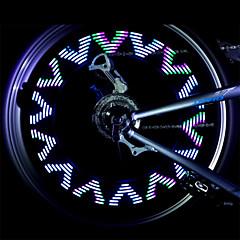 Światła rowerowe / Przednia lampka rowerowa / Tylna lampka rowerowa / światła kół LED - Kolarstwo Wodoodporne / anti Slip baterie 500