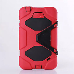Drop Resistance Phone Case Drop Following Loricated for Galaxy Tab A 9.7/4 7.0/3 10.1/A 8.0/4 8.0/3 7.0(Assorted Color)