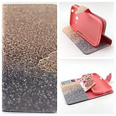 The Desert Pattern Pattern Full Body Cover with Card Slot for Samsung Trend 3 G3500/G355H/G357/G360/G386F/G850F/G5308W