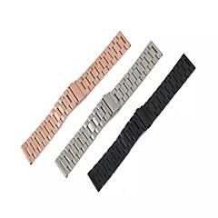 roestvrij stalen horloge band voor Samsung R380 r381 r382 (assorti kleur)