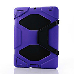 New Three proofing Case shell +Belt Clip Holster For iPad 2/3/4(Assorted Color)