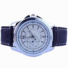 Men's Brand  Watch Fashion Dress Watch Quartz Casual Watch