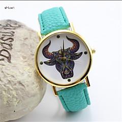 Unisex's Fashion Quartz Anolog Wrist Watch(Assorted Colors)