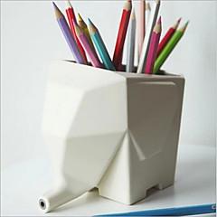 Elephant Drain Tableware Drainage Fleshy Flowerpot Toothbrush Holder Multifunction Office Storage
