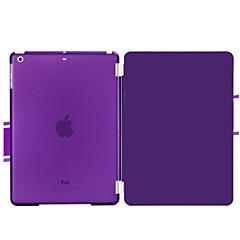 Neuheit PU-Leder mit Hartplastik-Schale Smart-Hülle für iPad 4 / ipad 3 / iPad 2