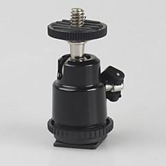 1/4 vis accessoires d'appareil photo de l'adaptateur de sabot