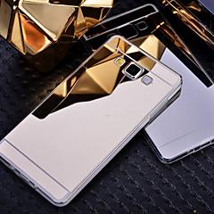 Mirror Acrylic Back Case for Samsung GalaxyA3/A5/A7/A8