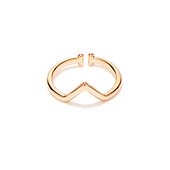 Ring Adjustable Party / Daily / Casual Jewelry Copper / Silver Plated / Rose Gold Plated Women Band Rings 1pc,Adjustable Gold / Silver