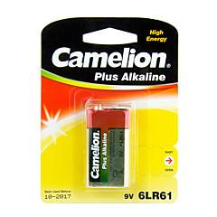 Camelion além de baterias de pilhas alcalinas tamanho 9v (1pcs)
