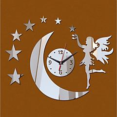 Cuadrado Moderno/Contemporáneo Reloj de pared , Familia Otros 20.47*15.75