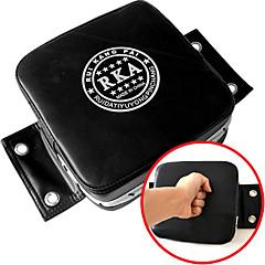 Boxing Pad Boxing and Martial Arts Pad Focus Punch Pads Sanda Muay Thai Boxing Karate Thick Strength Training PU