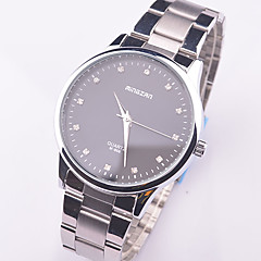 Couples Steel Strip Waterproof Watch Cool Watches Unique Watches
