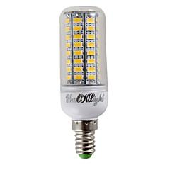 6 Stück YouOKLight Dekorativ LED Mais-Birnen T E14 / E26/E27 18W 1700 LM 3000/6000 K 72 SMD 5730 Warmes Weiß / Kühles WeißAC 220-240 / AC