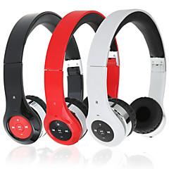 rozciągliwy&składane słuchawki bezprzewodowe słuchawki Bluetooth v3.0 z mikrofonem dla iphone6 iphone 6plus krawędzi s6 s6