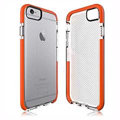 mesh neerzetten beschermende effect zacht TPU tech 21 hoes voor de iPhone 6s 6 plus