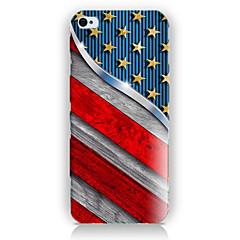Voor iPhone 5 hoesje Patroon hoesje Achterkantje hoesje Vlag Hard PC iPhone SE/5s/5