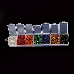 Beads - vidrio 1 Box/82g -