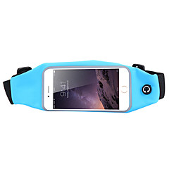σπορ τρέξιμο μέση περίπτωση ζώνης τρέξιμο τσάντα για το iPhone 6 συν / 6s καθώς και άλλα τηλέφωνα κάτω από 5,5 ιντσών (διάφορα χρώματα)