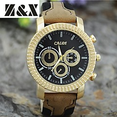 Men's Fashion Personality Quartz Analog  Spinning Watch(Assorted Colors) Cool Watch Unique Watch